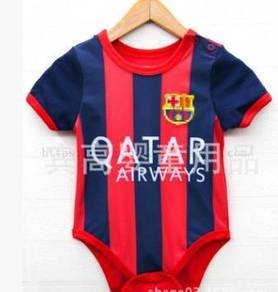 Barcelona kid cloth below 1 year old