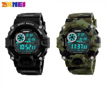 Military Fashion LED Digital Sports Watch