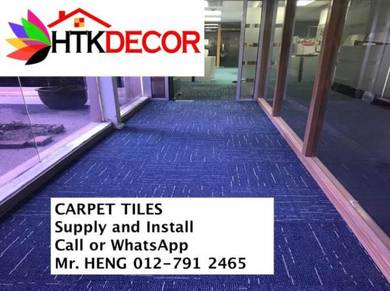Best Value Carpet Tile - with install 20LE