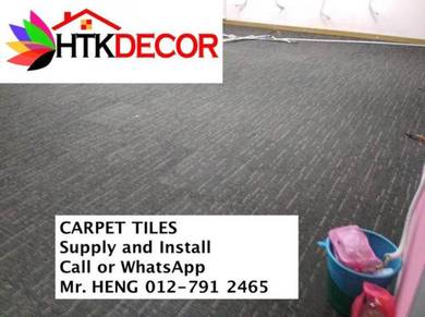 Office Carpet Tile - with Installation 28MN