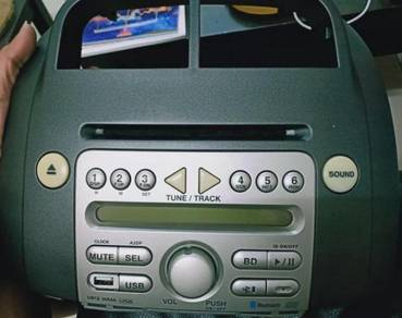 Myvi SE1 2005-2010 USB CD Bluetooth radio player