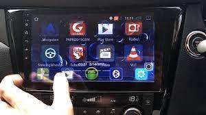 Nissan xtrail 14-18 oem android car player