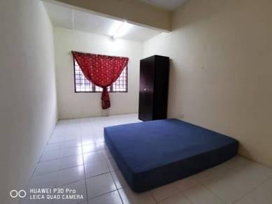 Durian runtuh: bilik sewa Kajang, medium, Jln Reko, UKM, Hentian