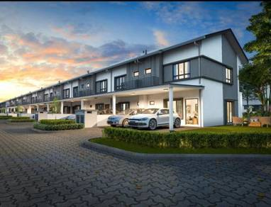 Hilltop [20x65] Linked Home 30min to Kepong Luxury Environment