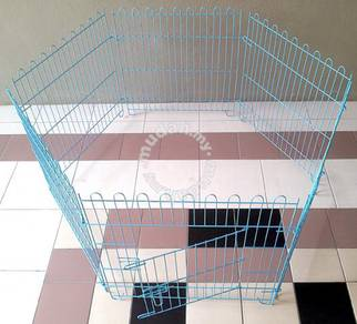 Folding Pet Steel Playpen