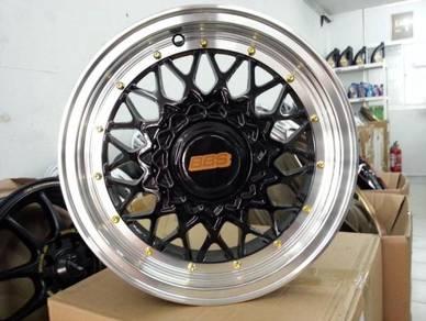 4pcs BBS RS 2-piece Design 14 Sport Rim New