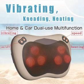 JinKaiRui Vibrating Kneading Neck Body Massager Ha