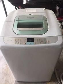 Hitachi washing machine 9.5kg