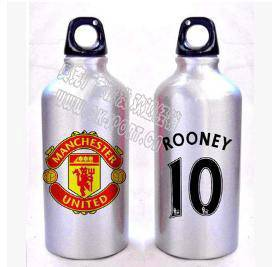 Football club - man utd bottle rooney(10)