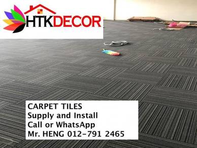 Best Carpet Tile For You -with install 47KT
