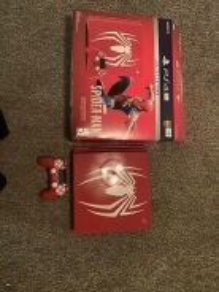 4 ProLimited Edition Marvel's Spider Man 1TB