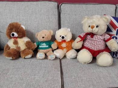Combo teddy bears