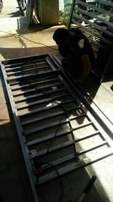 Gate,grill,awning ,pergola dll kerja besi