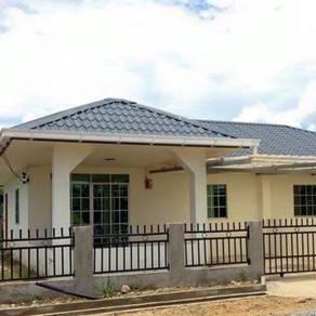 Single Storey Semi-Detached House (KOTA MARUDU)