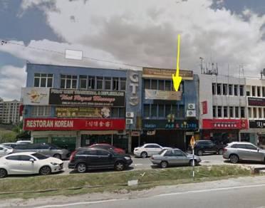 RARE - FOR RENT Pelangi 1st Floor Corner Unit 187a Jln Sri Pelangi