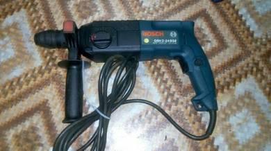 Bosch Hammer drill 3in1 bor