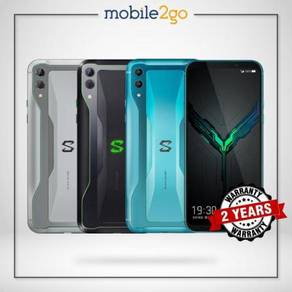 Black Shark 2 [128GB ROM/8GB RAM] Imported Set