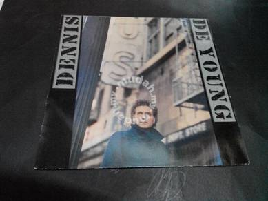 DENNIS DE YOUNG - BACK TO THE WORLD LP Record