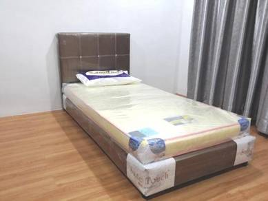 Single Divan Mattress Set