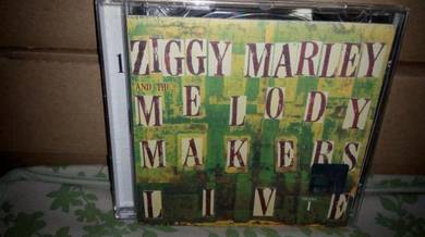 CD Ziggy Marley and The Melody Makers - Live Vol 1