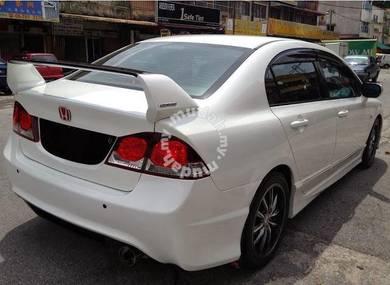 Honda civic fd type r spoiler ori abs