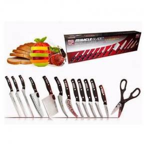 Blade World Class Complete 13-Piece Knife Set