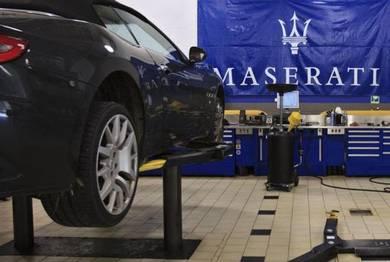 Maserati engine service repair or rebuild mobil 1