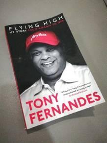 Tony Fernandes   Flying High