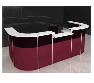 Reception Front Desk-Table OFMFO9111 klang valley