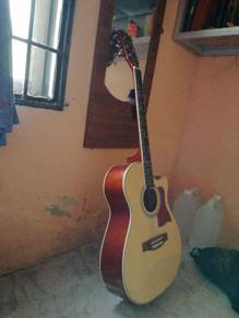 Gitar murah n free gift (SPARROW)