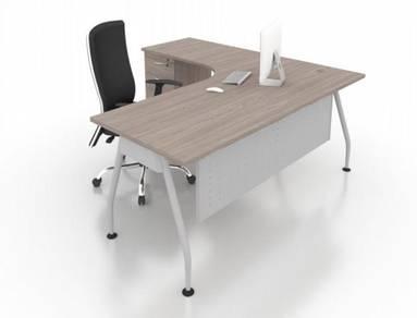 5ft x 4ft Manager Table Desk ALO1215 PJ KL bangi