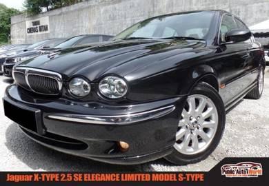 Used Jaguar X-Type for sale