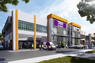 New Launch Semi-D Factory, Puchong, Bandar Bukit Puchong