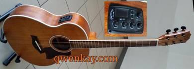 A&K Acoustic Electric Guitar 36Inch 110E
