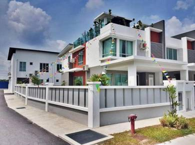2.5 Storey Terrace House, Sky Garden, Ready Move In, Seremban, S2