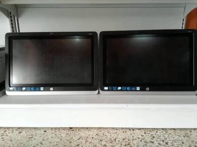 Pc One Set Hp Medium User Screen Touch Dua Tiga in