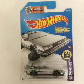 Hotwheels Time Machine Hover Mode