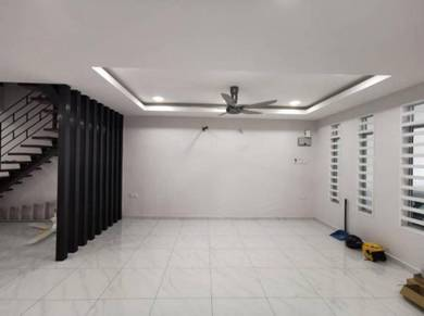 Fully Renovation House Double Storey Terrace For Sale