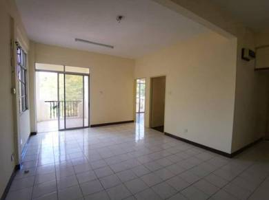 Dah Yeh Court, 3 Bedrooms, Unfurnished, Level 1, Damai, Likas