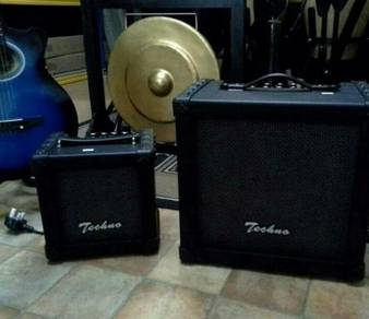 Guitars Amplifier (MG-35)