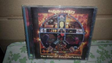 CD Badly Drawn Boy - The Hour of Bewilderbeast