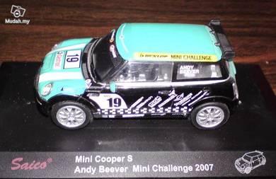 Andy Beever Mini Challenge 2007