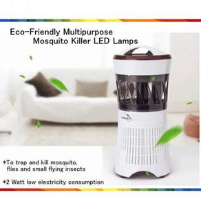 Mosquito Killer LED Lamps and Air Purifier