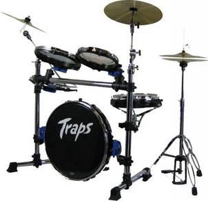 Traps acoustic Drum