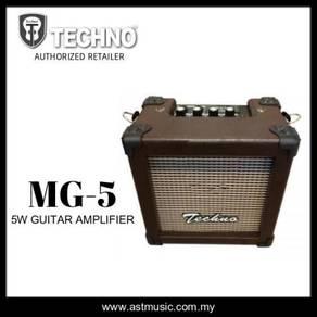 Techno Guitar Amplifier MG-5