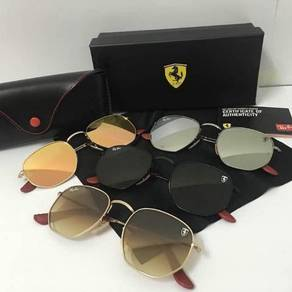 Ray: Ban Hexagonal Ferrari (LIMITED EDITON 2018)