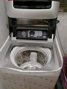 Peti Sejuk dan washing machine