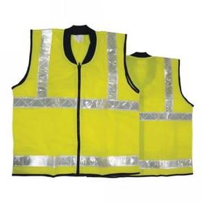 Collar safety vest