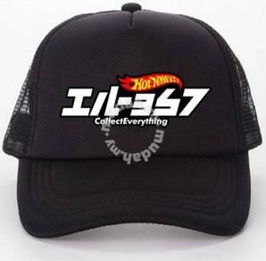 Hotwheels Japan Trucker Cap