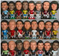 Football club - davidbeckham ronaldo messi toy